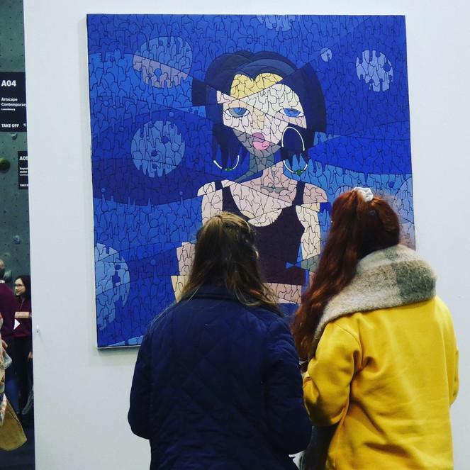 La Femme II - Luxembourg Artweek 2019