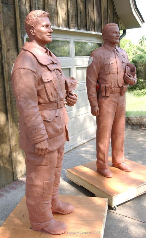 Public Saftey Memorial Barrington Illinois