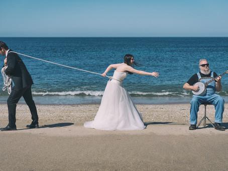 The Banjo Bride...