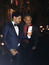 Ryan Lopez & Mr Lee