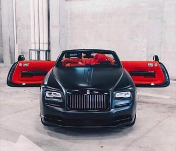 Rolls Royce -Dawn