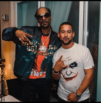 Snoop dogg & Mr Lee