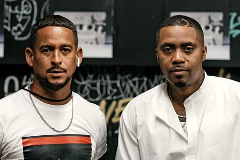 Mr Lee & Nas