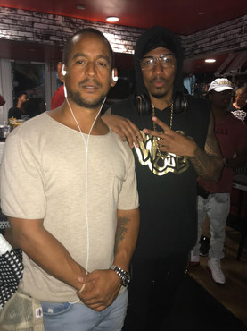 Nick Cannon & Mr Lee