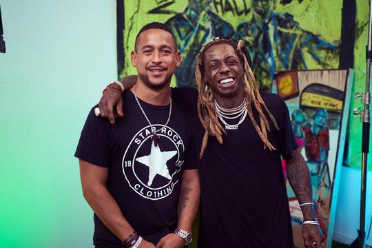 Lil Wayne & Mr Lee D. Champs BTS