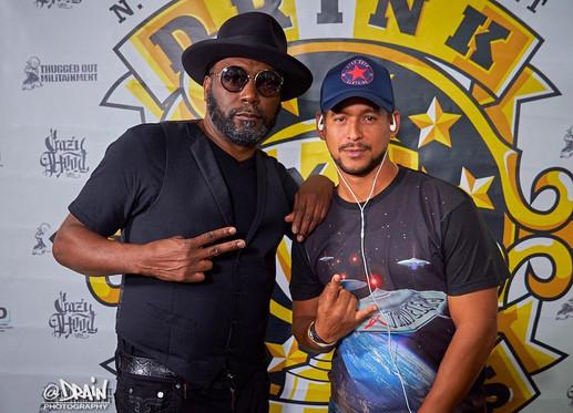 Big daddy kane & Mr Lee Sanchez on Drink Champs