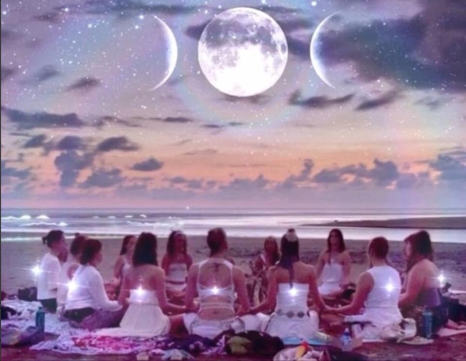 Private Healing Circle
