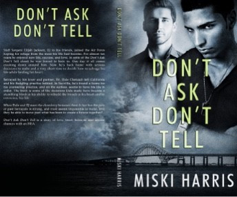 Don't Ask Don't Tell Cover Reveal