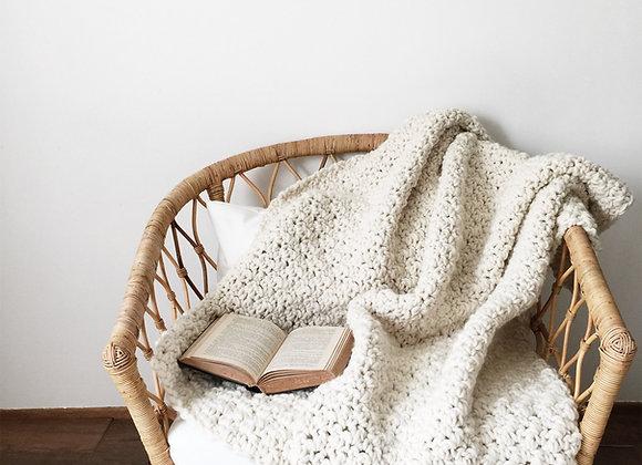 The Birch Blanket Crochet Pattern