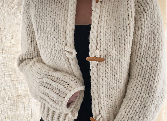 Moxie Jacket Knitting Pattern