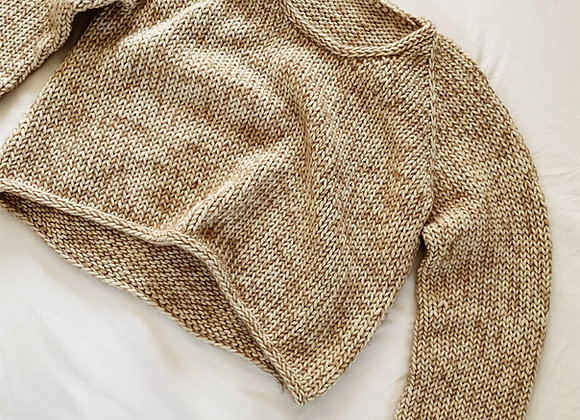Daily Jumper Knitting Pattern