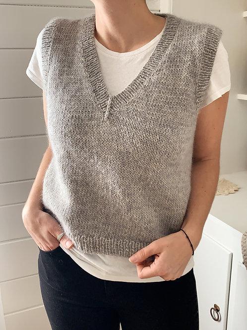 Take Your Time Slipover Knitting Pattern