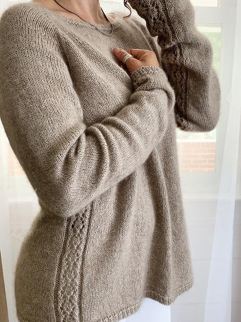 Juanita Sweater Knitting Pattern