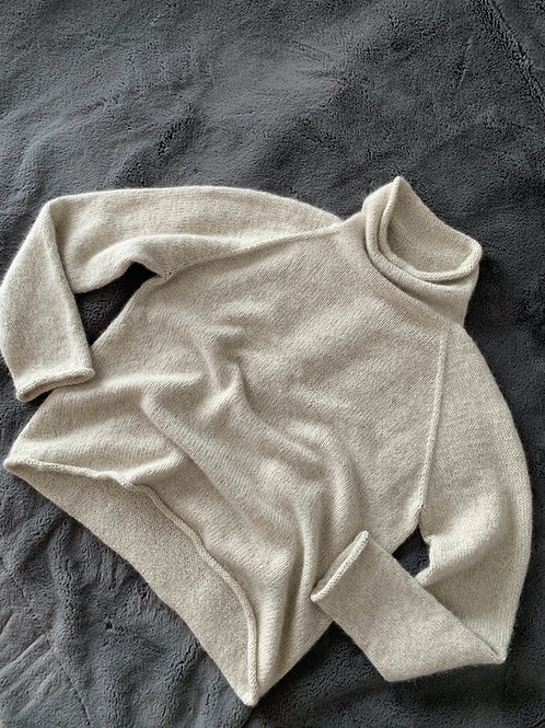 Serein Sweater Knitting Pattern