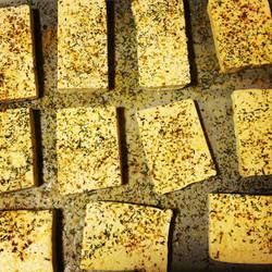 Lemon Herb Tofu