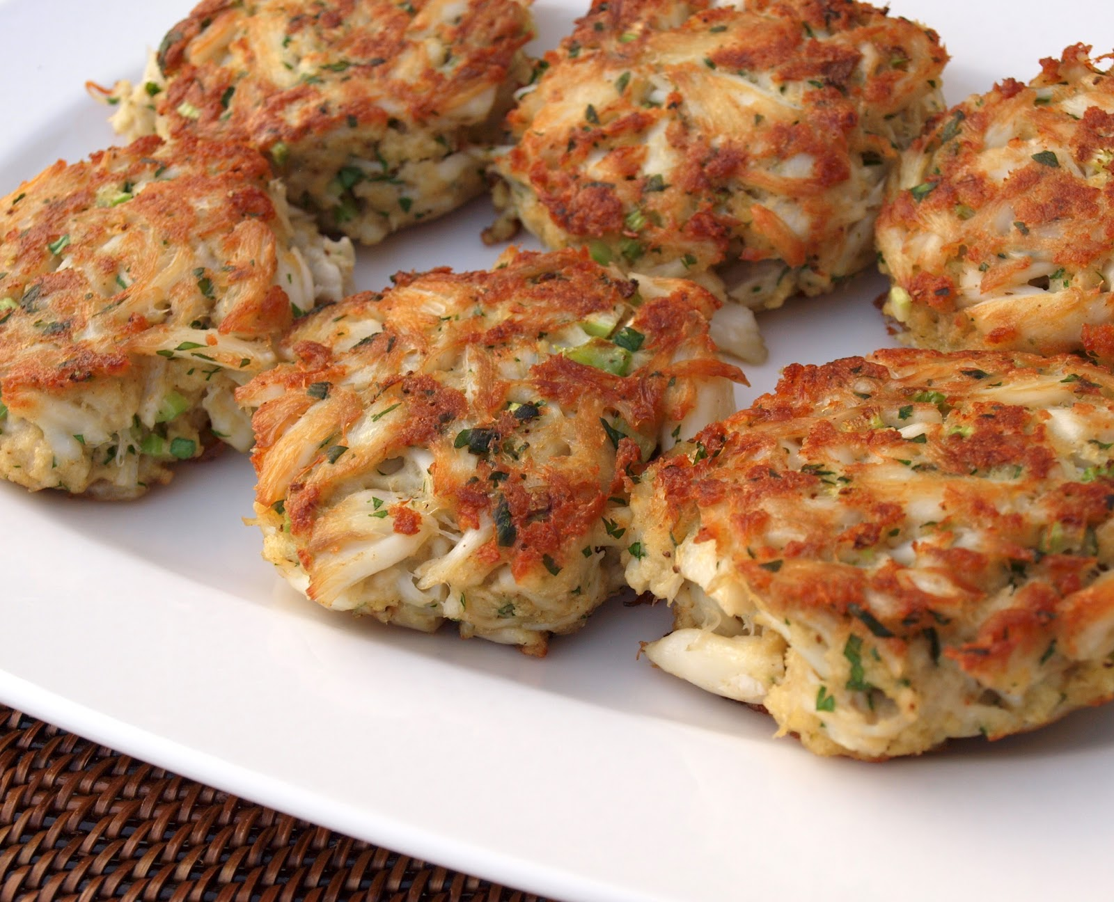 Wild Caught Crab Cakes