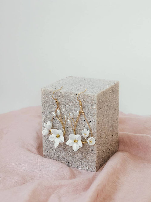 REESE Chandelier Earrings