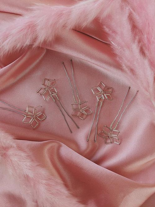 STARFLOWER Pins
