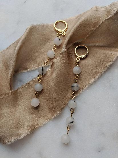 VENUS Droplet Earrings