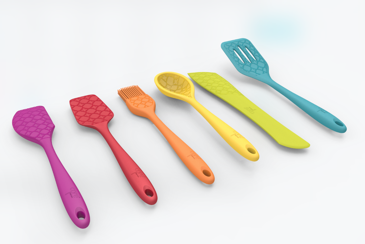 overmold silicone tools Core home