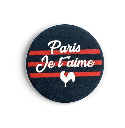 AIMANT PARIS JE T'AIME