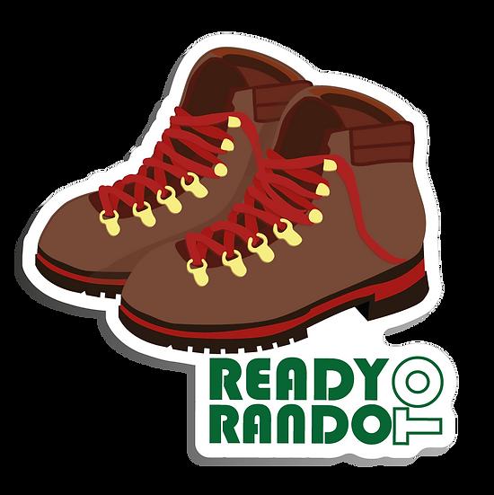 READY TO RANDO