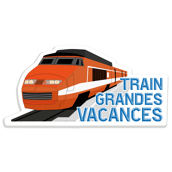TRAIN GRANDES VACANCES