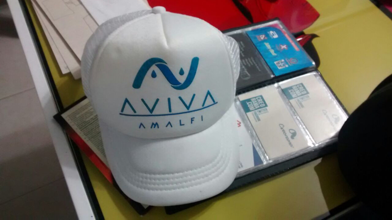 Gorras Aviva