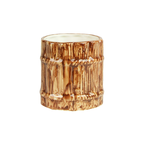 Tiki Rum Barrel