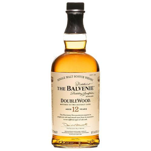 Balvenie 12 Year Doublewood Scotch
