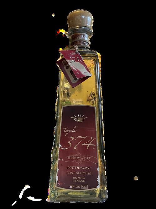 Tequila 374 Reposado