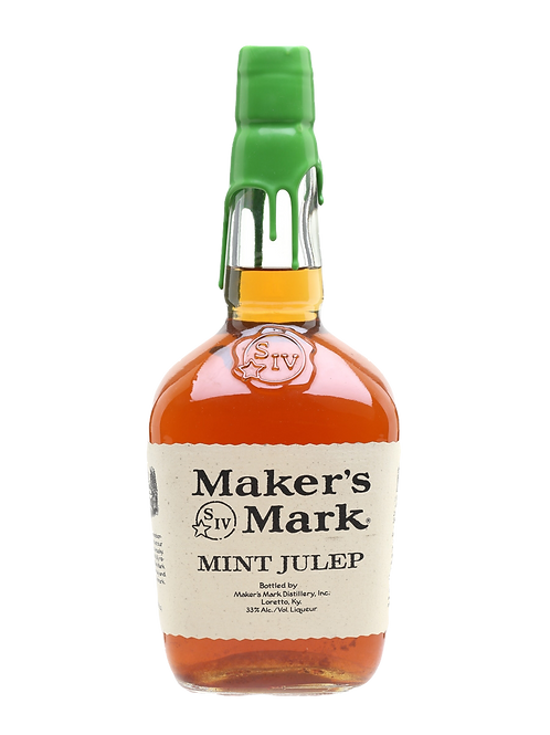 Maker's Mark Mint Julep Bourbon