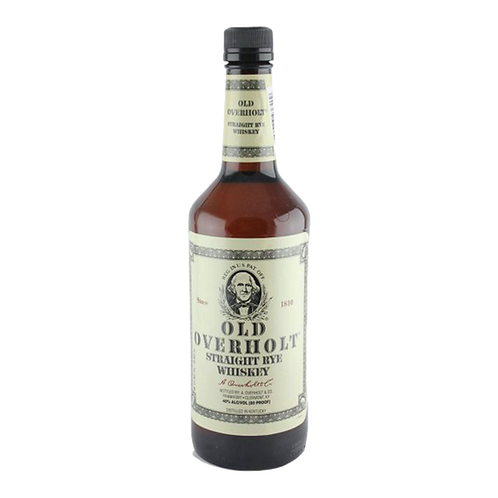 Old Overholt 4 Year Rye