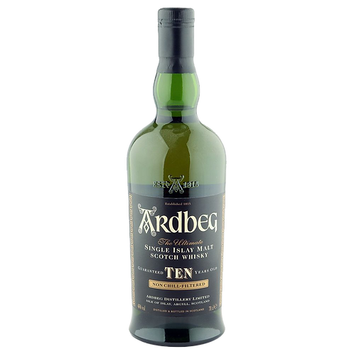 Ardbeg 10 Year Scotch