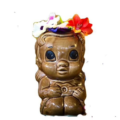 Tiki Hula girl 532ml