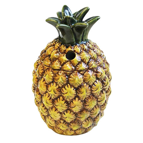 Tiki Pineapple with lid 600ml