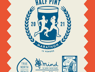 IT'S BACK! – STRIDE AHEAD FOR SHEFFIELD MIND THIS SEPTEMBER!