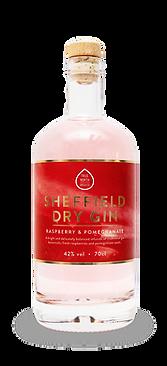 Sheffield Dry Gin - Raspberry and Pomegranate | Sheffield | True North Brew Co