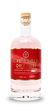 Sheffield Dry Gin - Raspberry and Pomegranate | Sheffield | True North Brew Co