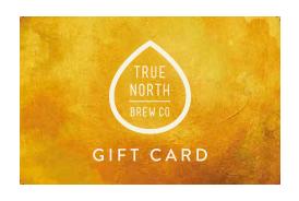 True North Brew Co gift card