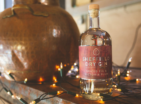 Our festive gin is back!