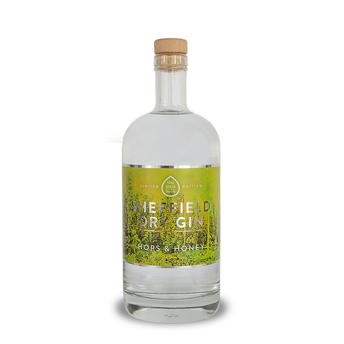 Sheffield Dry Gin - Hops and Honey 70cl