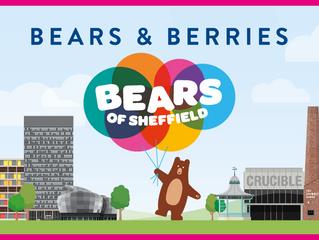 NEW Sheffield Dry Gin - Bears & Berries!