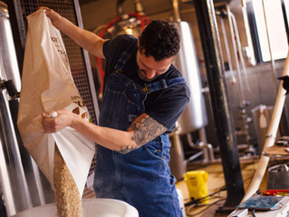 How it's made: our latest pale ale Polaris