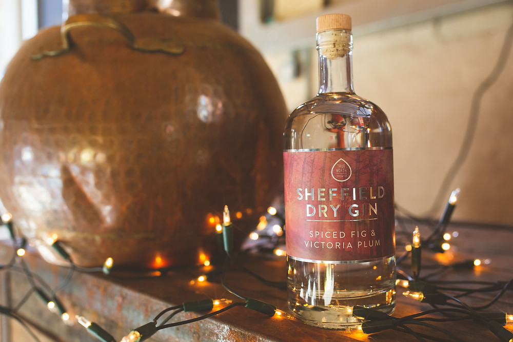Sheffield Dry Gin Spiced Fig & Victoria Plum