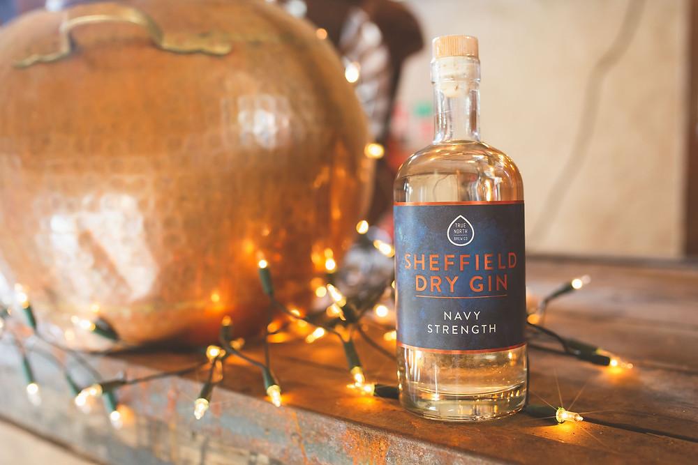 Sheffield Dry Gin Navy Strength
