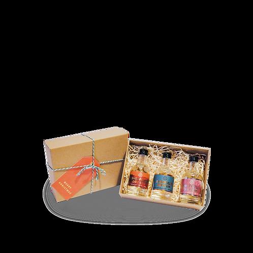 Sheffield Dry Gin - Fruity Miniature Gift Set (3 x 5cl)
