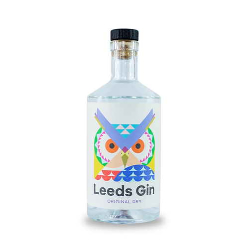 Leeds Gin - Original Dry 70cl
