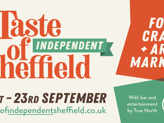 Joining us for 'A Taste of Independent Sheffield'?
