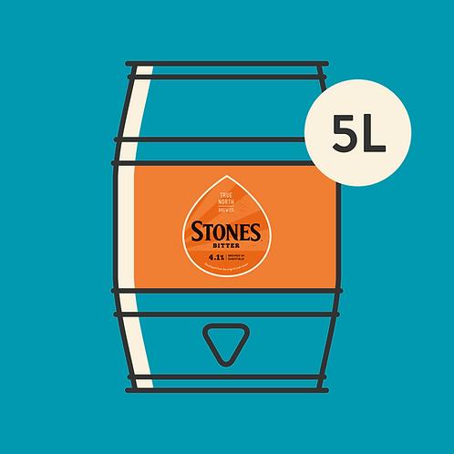 Stones Bitter Mini Keg (5 litres)